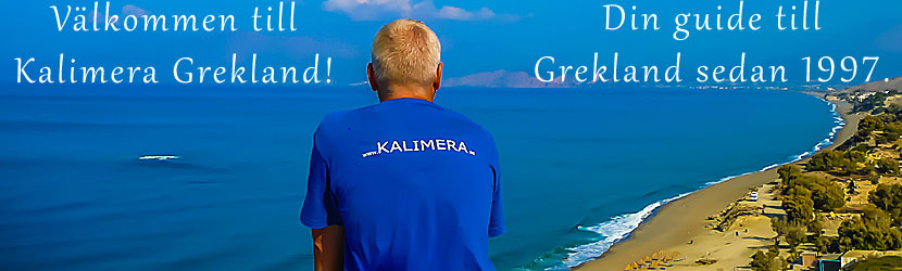 Greece. About www.kalimera.se